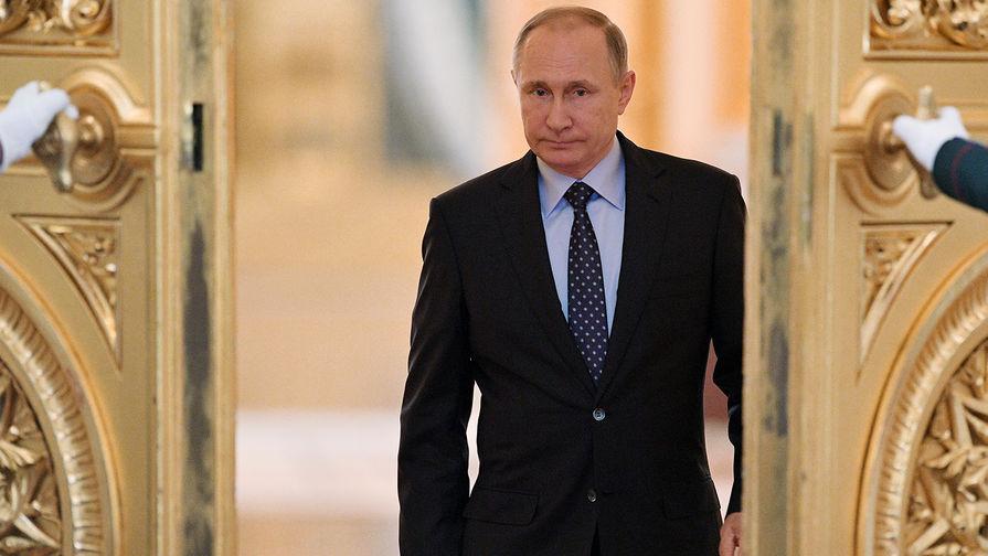 Путин навыборах 2018 года может пойти вкачестве самовыдвиженца