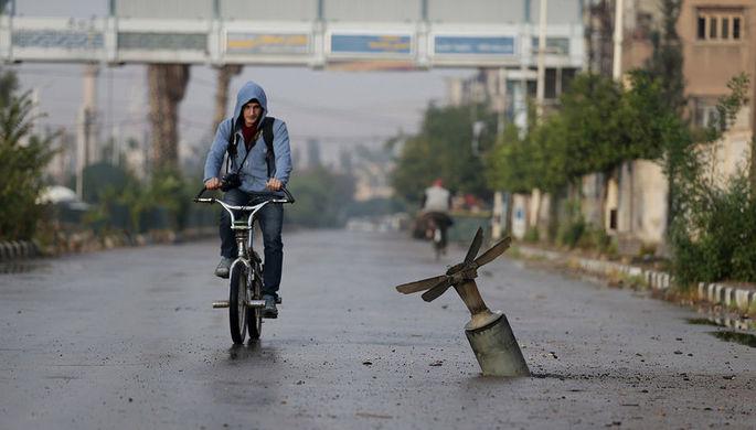 Боевики без оружия сдали позиции над стратегическим шоссе Хомс— Хама