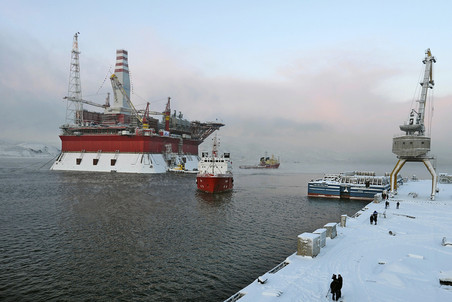 Energy Ministry: Foreign oil companies may be allowed to drill on Russian shelf &mdash; Gazeta.Ru 