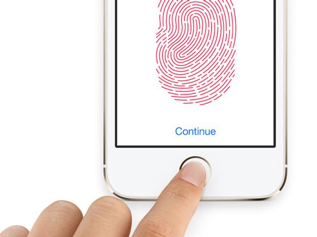 Технология Touch ID стала шагом на пути отказа от паролей