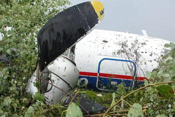 Найден пропавший на Колыме самолет Ан-12, никто не выжил