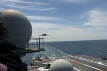 Беспилотный летательный аппарат, разработанный специально для запуска с моря, предназначен для...