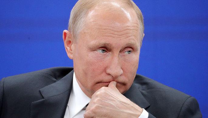 Путин поздравил сюбилеем основоположника «Самоцветов»
