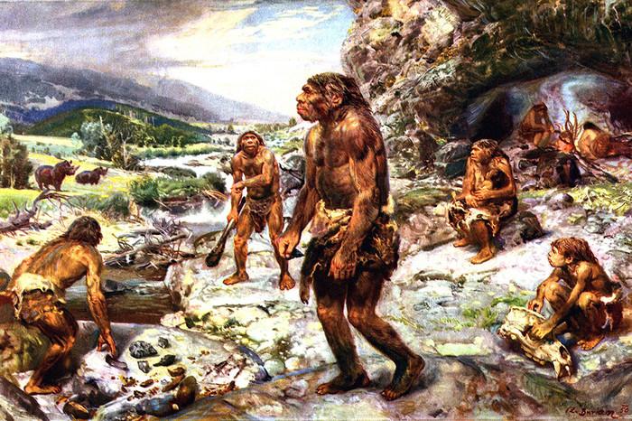 Ученые: Первыми художниками мира были неандертальцы