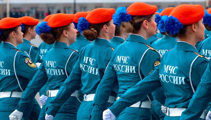 Против Российской Федерации  противник неприменит оружие массового поражения— МЧС