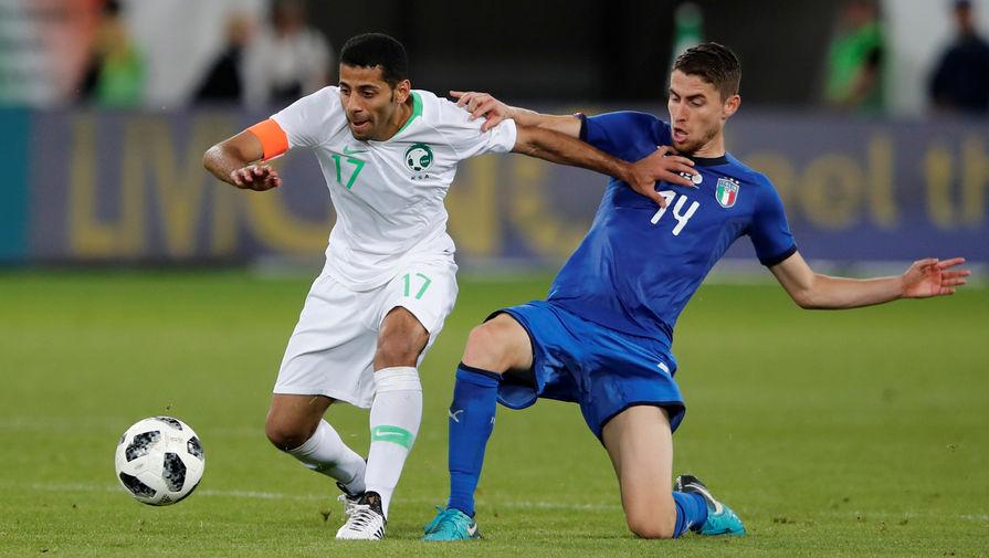 Вконтрольном матче перед ЧМ-2018 футболисты Перу разгромили Саудовскую Аравию