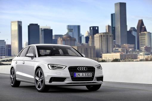 Победитель самого престижного конкурса «Всемирный автомобиль года» — Audi A3
