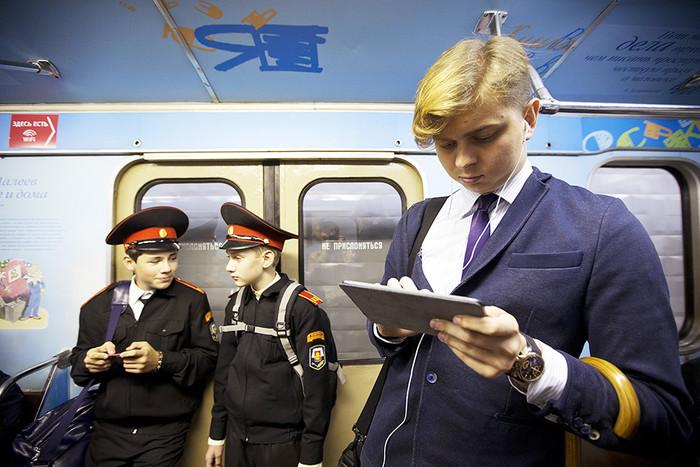 Большая тройка может создать единую мобильную сеть в метро