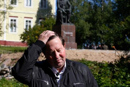 Губернатор Архангельской области Илья Михальчук