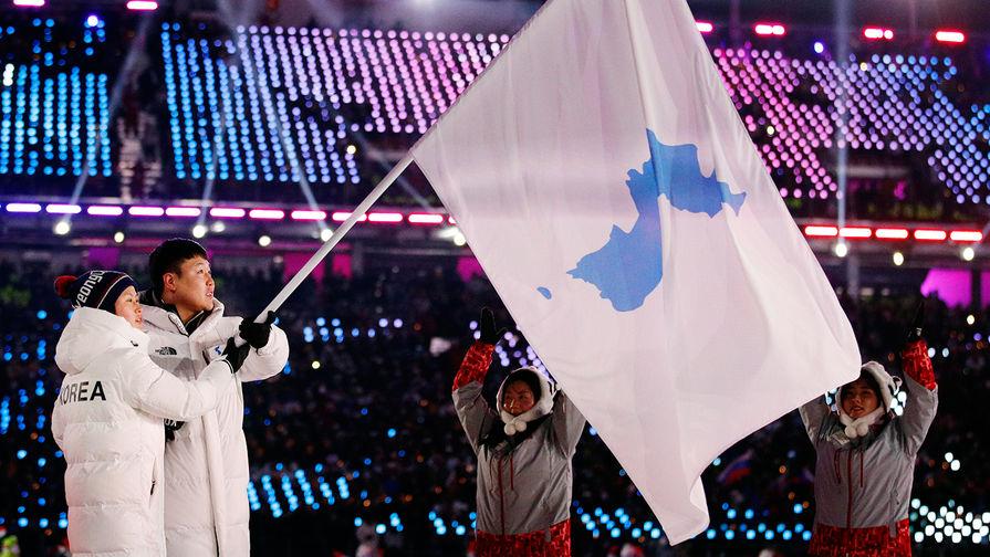 МОК: Южная иСеверная Кореи могут вновь объединиться наОлимпиаде