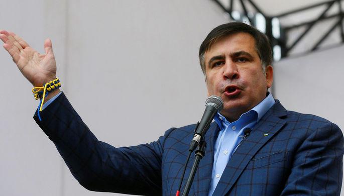 Украина выдворит 20 соратников Михаила Саакашвили