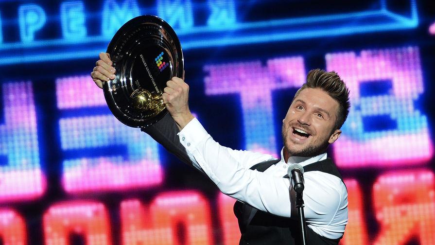 Сергей Лазарев поведал ономере для Евровидения