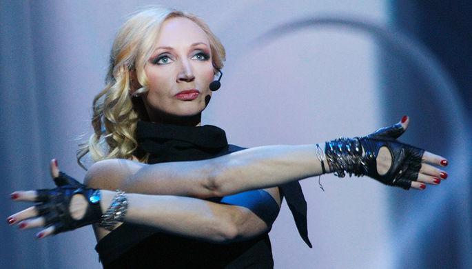 Кристина Орбакайте отменила концерты вУкраинском государстве