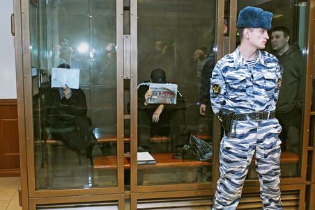 Прокуратура просит назначить лидеру тамбовской ОПГ Владимиру Барсукову (Кумарину) 18 лет лишения свободы