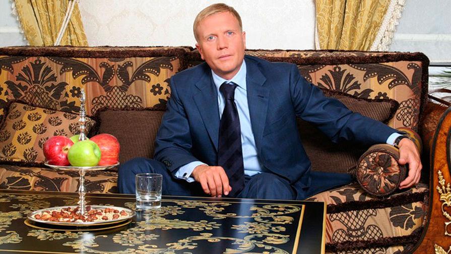 Совладелец спорткомплекса «Олимпийский» Дмитрий Шумков