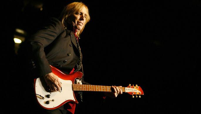 Музыкант Том Петти скончался из-за передозировки лекарственных препаратов