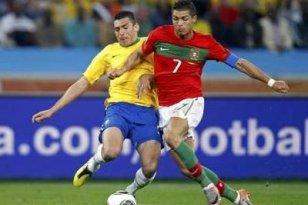 Перед заключительным туром группового этапа в квартете G... В матче третьего тура группы G ЧМ-2010 сборные Бразилии и...