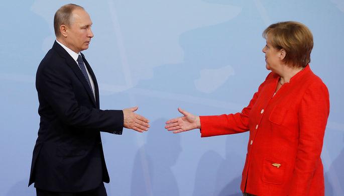 Железобетонный аргумент: Захарова ответила назаявление Меркель оКрыме