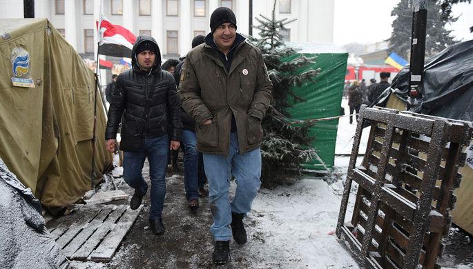 Юрист сказал, вкаких условиях Саакашвили будет находиться вкамере вСИЗО
