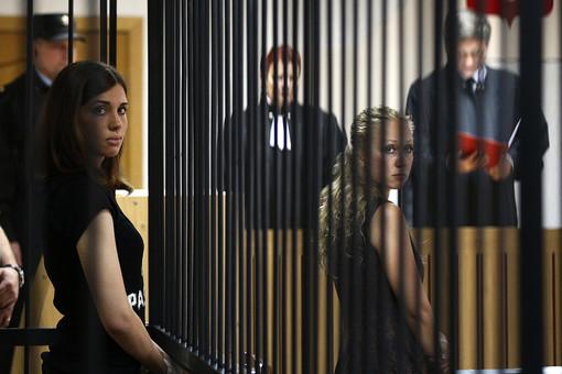 Суд отказался освободить Надежду Толоконникову по УДО