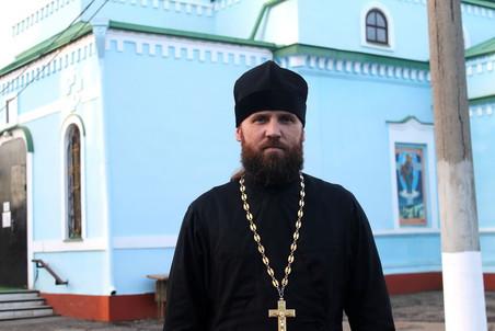 Протоиерей Роман Дейнега, новый настоятель, уверен, что сторонники архимандрита Серафима просто не хотят слышать голос Церкви