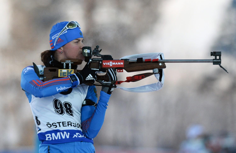 Лаура Дальмайер выиграла спринт вПоклюке