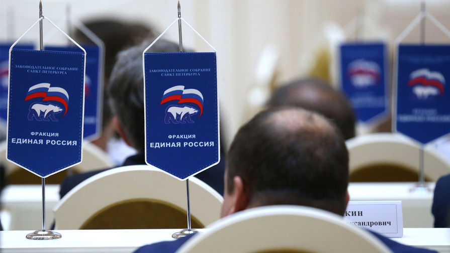 Дмитрий Саблин возглавит патриотическую платформу «Единой России»