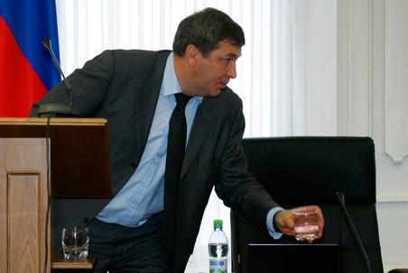 Глава Костромской области Игорь Слюняев отправлен в отставку