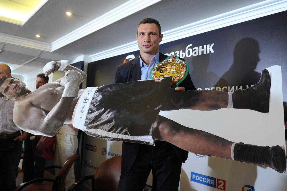 Бой Виталий Кличко - Мануэль Чарр, 8 сентября 2012 года