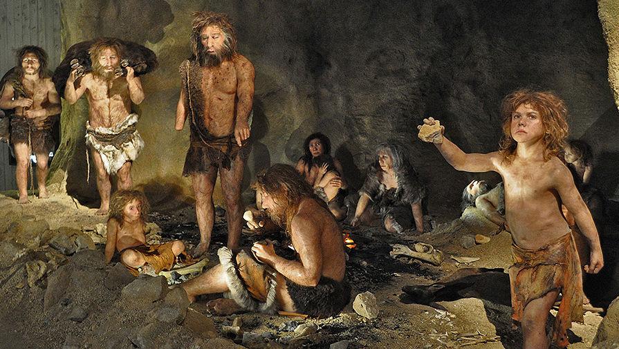 ПоДНК старинных людей изпещерных отложений ученые изучат далекое прошедшее