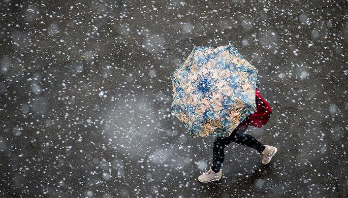 1-ый снег стал предпосылкой исполинских пробок вКрасноярском крае