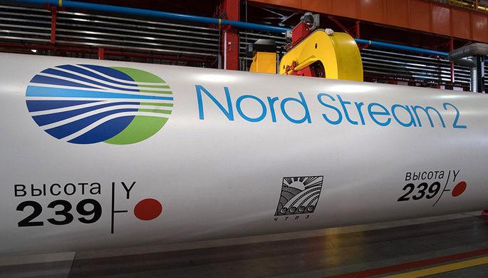 ВРФ разработали вариант маршрута «Северного потока-2» вобход Дании