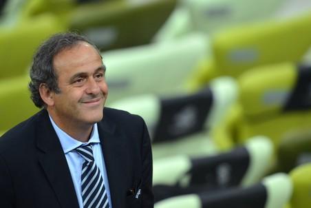Мишель Платини похвалил организацию Евро-2012