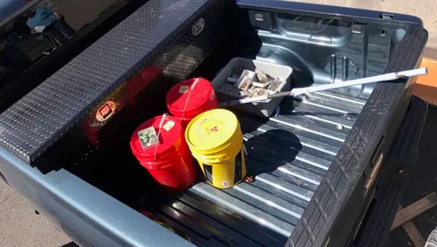В «Гранд-каньоне» отыскали контейнеры сураном, облучавшие туристов 20 лет