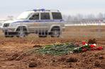 Родственники погибших в авиакатастрофе в Казани смогли посетить место крушения самолета