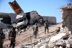 В Женеве начинается очередной раунд переговоров об урегулировании конфликта в Сирии