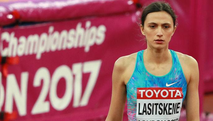 Прыгунья сшестом Стефаниди признана лучшей легкоатлеткой Европы