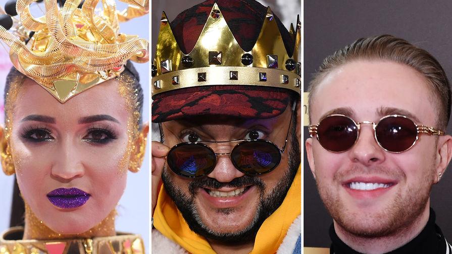 Стал известен шорт-лист претендентов на«Евровидение— 2019» от Российской Федерации