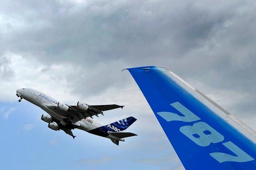 Airbus в 2013 году собрал заказов на рекордное количество самолетов