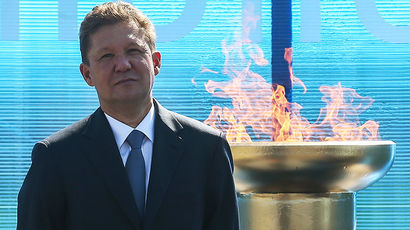 Строительство «Северного потока — 2» может поставить «Газпром» на грань банкротства