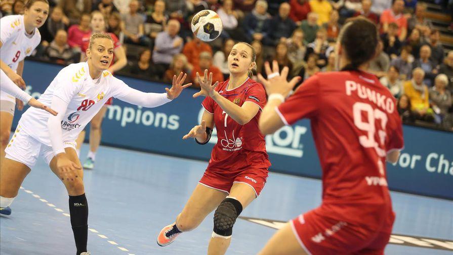 Дмитриева: русские гандболистки плохо сыграли взащите вматчеЧМ против японок
