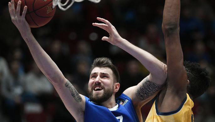 ЦСКА потерпел 2-ое поражение подряд вбаскетбольной Единой лиге ВТБ