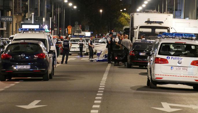 Мощнейший  взрыв прогремел вжилом доме вбельгийском Льеже