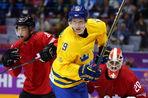 Форвард сборной Швеции по хоккею Никлас Бэкстрем попался на допинге