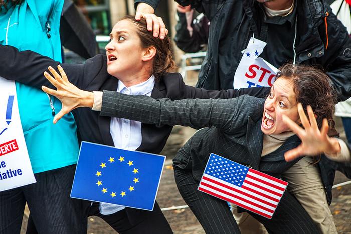 США введут санкции против европейских компаний, сотрудничающих сИраном