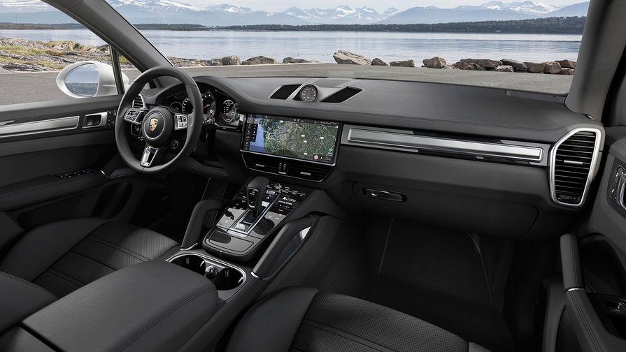На русский рынок автомобилей вышел новый Порш Cayenne