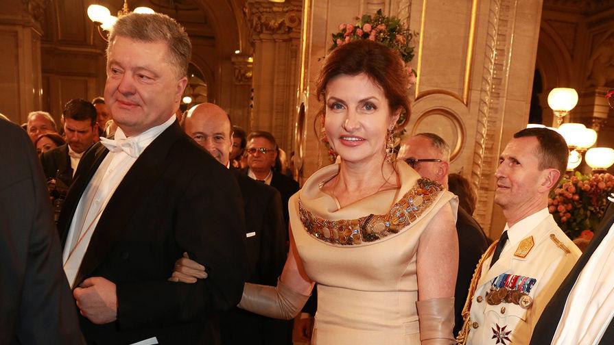 Супруга Порошенко выделила свыше 20 млн накомедию оДонбассе