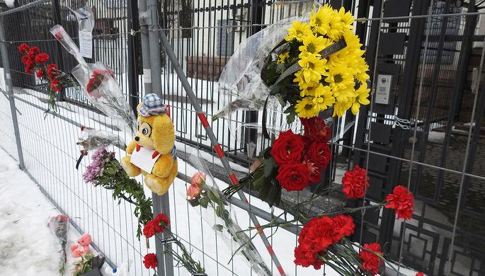 Похороны 15 погибших впожаре вКемерово состоятся 28марта