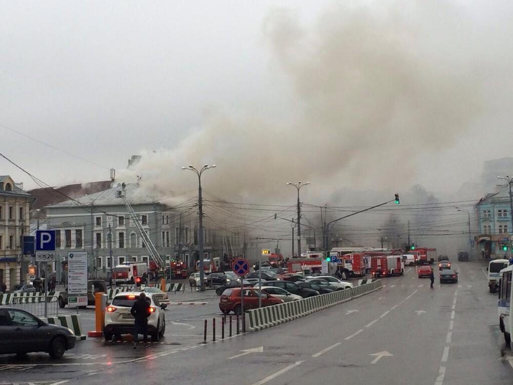 Пожар — Википедия
