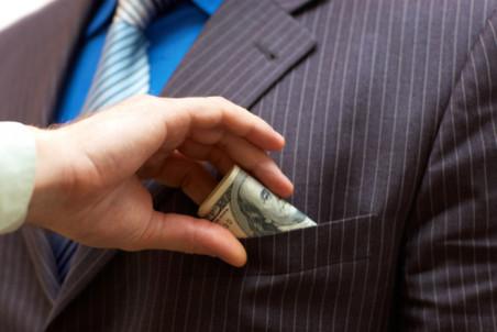 Российские компании – самые коррумпированные в мире